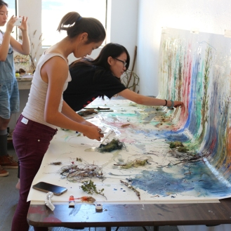 Young Artist Fellowship at Djerassi